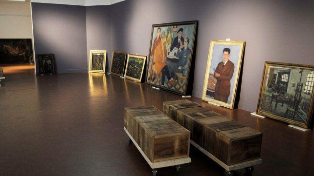 Muestra. Arte argentino. 100 años en la Colección Castagnino + Macro.
