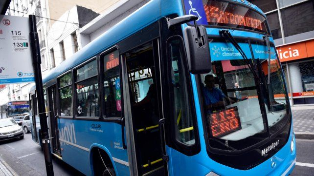En camino. Los números del sistema financiero del transporte local preocupan y sobrevuela la suba de tarifa.