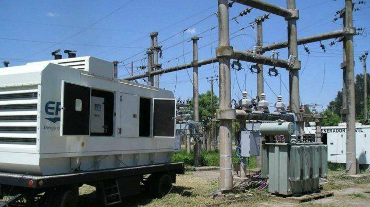 La EPE realizará cortes programados por tareas en la red de media tensión