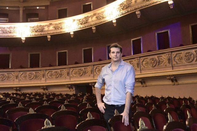 A puro teatro. Nicolás Boni