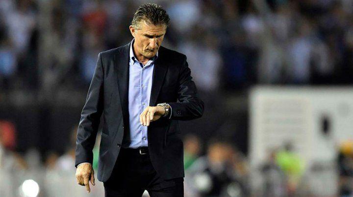 ¿La hora señalada? Edgardo Bauza está cada vez más cerca de volver a Central. La semana próxima será clave para el regreso del ex técnico de la selección argentina.