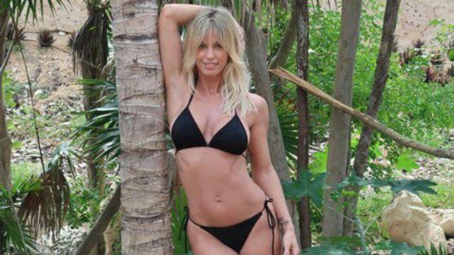 Las sensuales imágenes de Rocío Guirao Díaz en Cancún