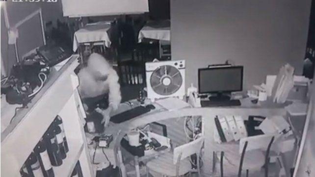 Detuvieron al trapito que robó tres veces en un restaurant