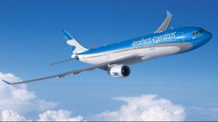 En lo alto. Aerolíneas Argentinas fue elegida la mejor empresa para trabajar.