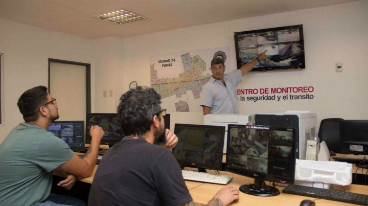 Acciones. Desde el municipio se hizo un monitoreo por zonas.