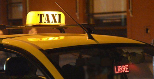 Dos chicos de 13 y 14 años detenidos por robar un taxi