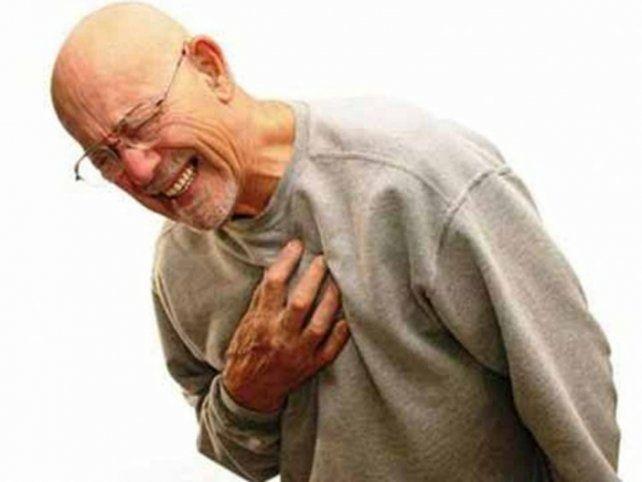 infarto. Constatan aumento de la morbi-mortalidad cardiovascular en períodos de incertidumbre financiera.