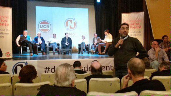 Sectores de la UCR provincial cuestionan los dichos de Cornejo