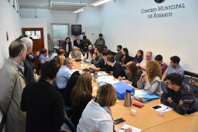 El pedido de emergencia tarifaria para Rosario suma apoyo