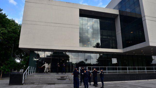 El Nuevo Centro de Justicia Penal