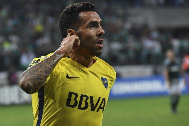 Carlitos Tevez reveló cuándo colgará los botines