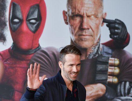 ganador. Ryan Reynolds se convirtió en una estrella con Deadpool.