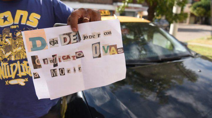 Balearon la casa de un candidato a secretario del Sindicato de Peones de Taxis
