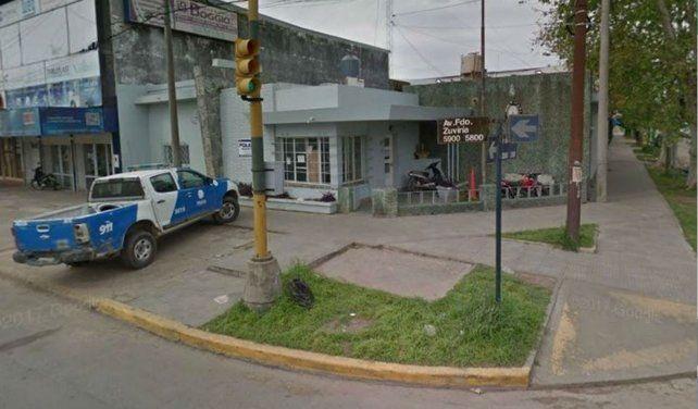 La seccional novena está ubicada en el barrio Los Hornos