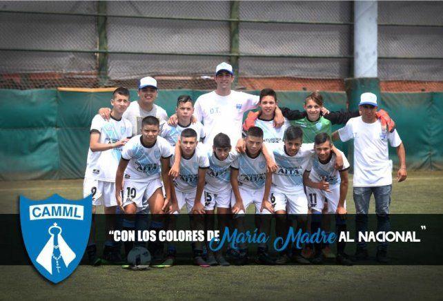 Son de La Lata y sueñan con viajar al campeonato nacional de futsal