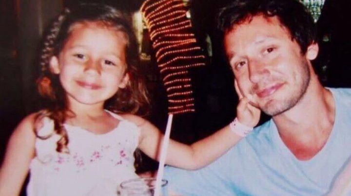 Conmovedor. Benjamín Vicuña recordó a su hija Blanca en el día de su cumpleaños.