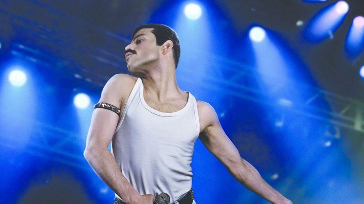 Video promocional. Queen lanzó el trailer de su film Bohemian Rhapsody.