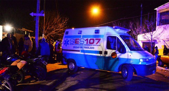 El Sies acudió rápidamente al lugar pero ya encontró sin vida a la víctima.