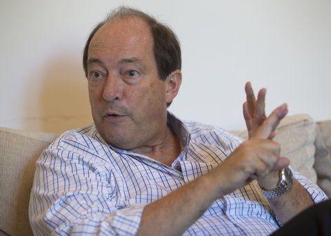 Sanz fue ideólogo de Cambiemos pero luego se retiró de la escena.