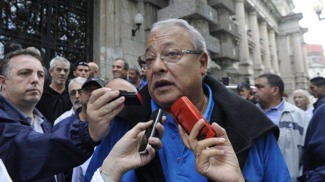 Suspenden a Boix del sindicato de peones de taxi por una denuncia por malversación de fondos
