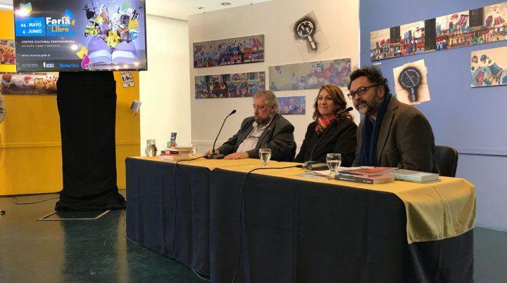Presentaron la Feria Internacional del Libro, un encuentro que Rosario extrañaba desde hace una década