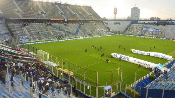 Tras la polémica con River, la selección hará una última práctica en Vélez