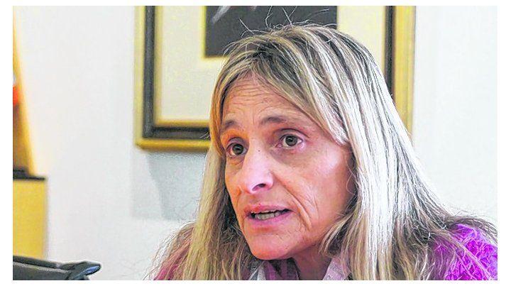 heredera. Mariana Rossi Vassalli quiere que la fábrica vuelva a funcionar.