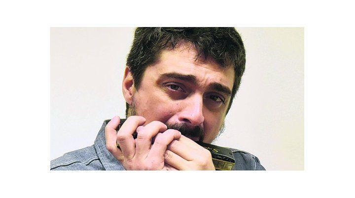 Franco Luciani fue el gran ganador de la primera premiación a la producción local de música.