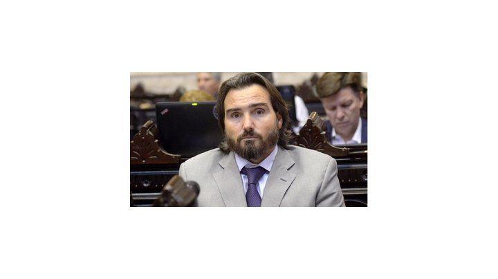 Diputado nacional Lucas Incicco.