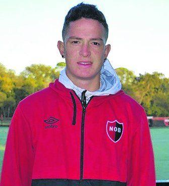Aníbal Moreno llegó a Newells en 2013.