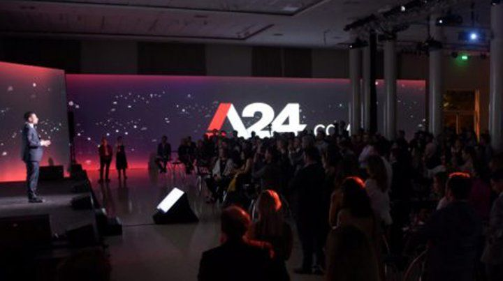 Se lanzó A24.com, la nueva apuesta al buen periodismo del Grupo América