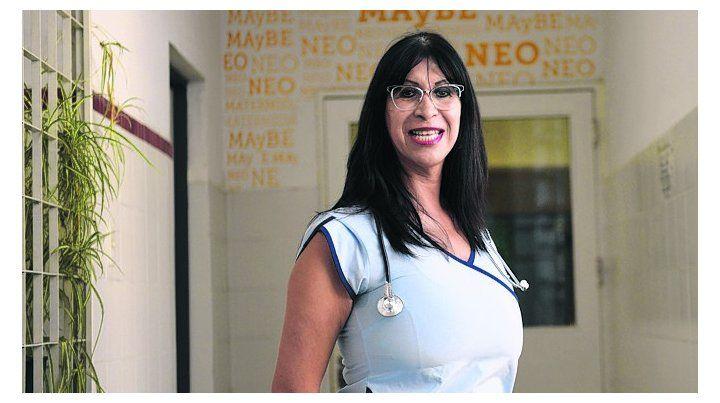 Gabriela Cáceres cursa la maestría en ciencias de la educación médica.