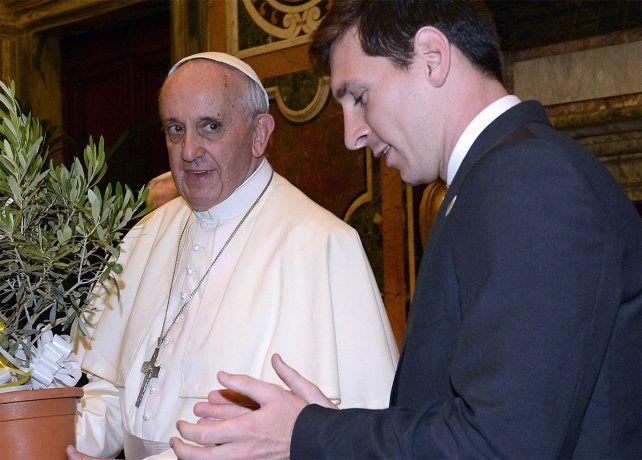 Encuentro en Roma. El Papa Francisco recibirá al plantel argentino antes del Mundial.