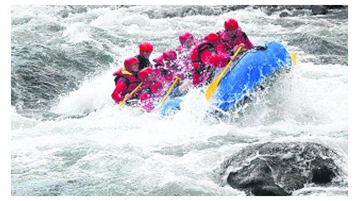 Ya está disponible el sitio del Mundial de Rafting