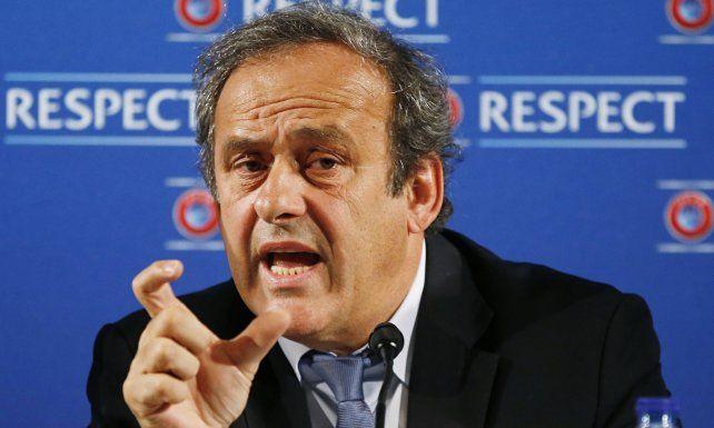Platini reveló que hubo arreglo para que Francia y Brasil jugaran la final del 98