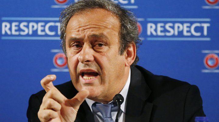 Detienen a Michel Platini por supuesta corrupción con el Mundial en Qatar