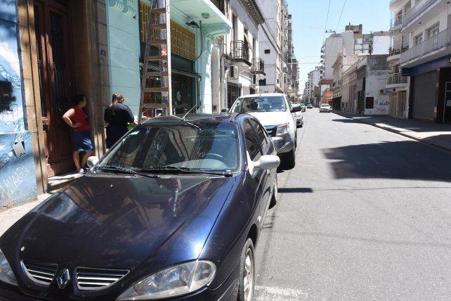 La zona de Mendoza al 900