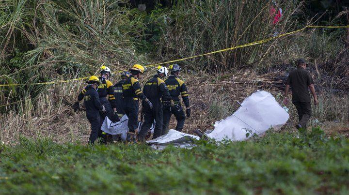 Están identificados los dos argentinos que murieron en el accidente aéreo de Cuba