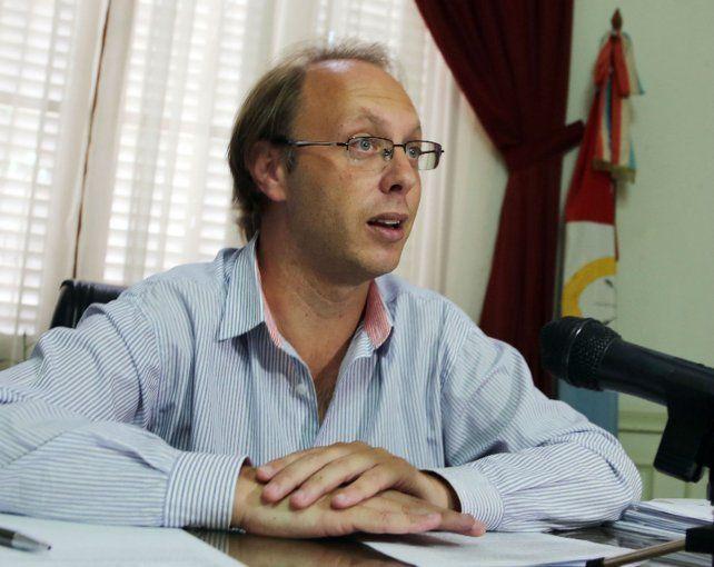 Gatillo. El ministro de Economía