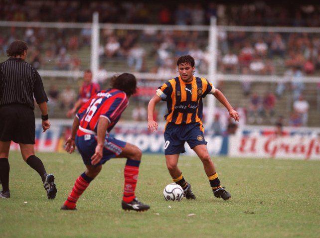 La Manija. Ezequiel González fue una de las piezas fundamentales en el ciclo del Patón.