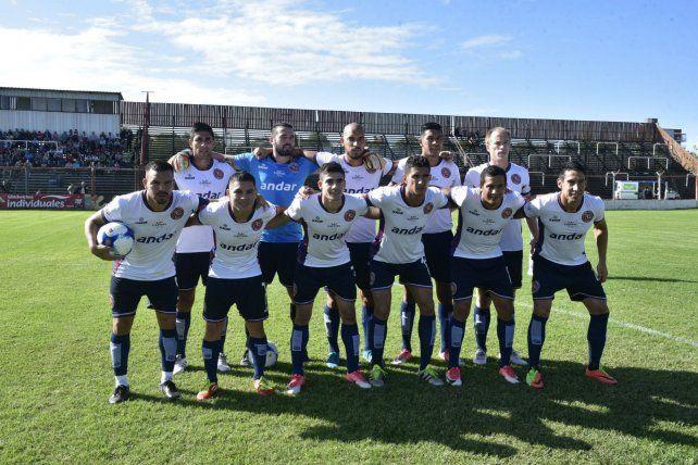 Hay equipo. El charrúa fue subcampeón y ahora buscará el 2º ascenso a la Primera B.