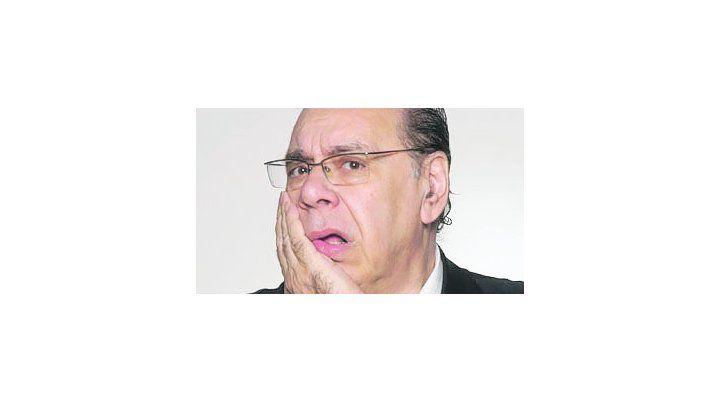 Enrique Pinti estrena un micro hoy en la Televisión Pública