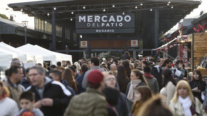 La Semana Gastronómica cerró en el Mercado del Patio con cocina y música en vivo