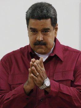 confiado. Maduro se dijo ganador con un récord histórico poco creíble.