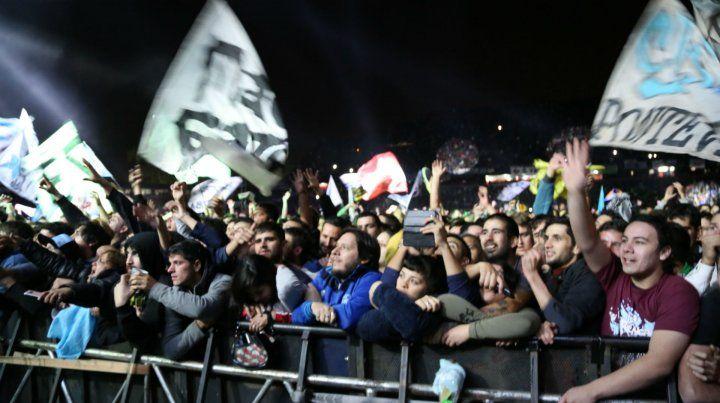 Los fans