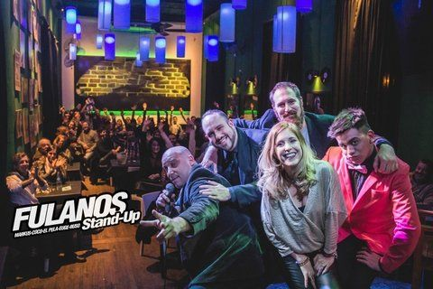 Fulanos, los reyes del stand up local