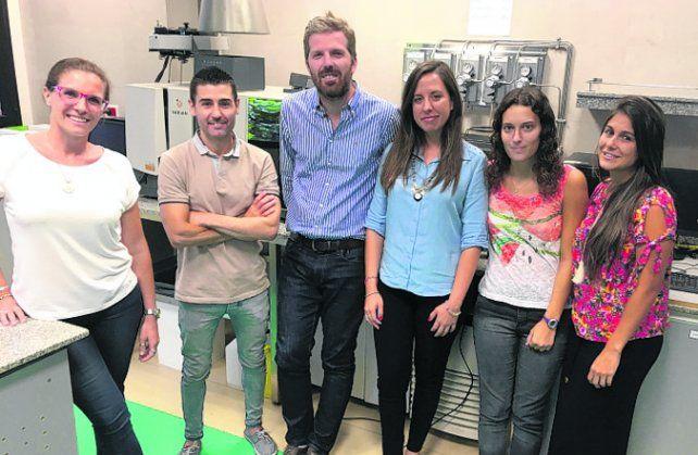 son de acá. Investigadores desarrollan bioabsorbentes naturales.