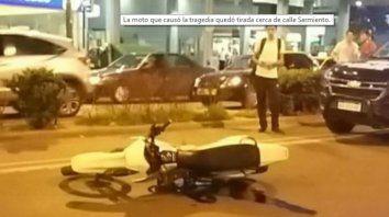 Condenaron al motociclista que atropelló y mató a una mujer en una ciclovía