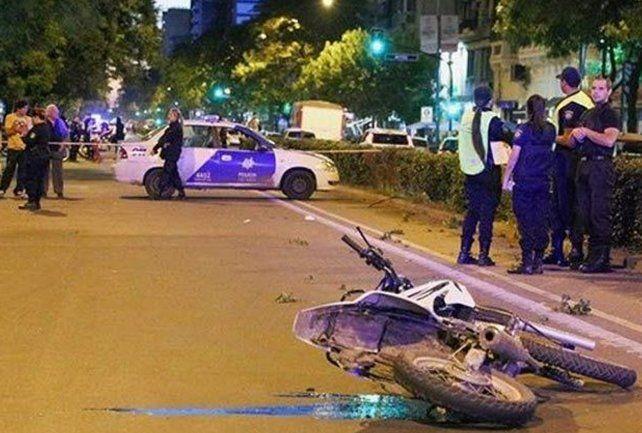 Indignación por la pena para el motociclista que mató a una mujer mientras conducía sobre la bicisenda