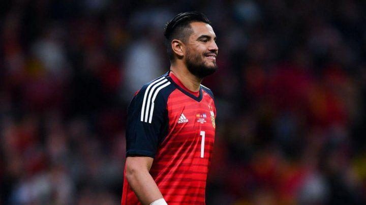 Descartado. Chiquito Romero quedó afuera de la lista del Mundial y se reflota la chance del Patón Guzmán.